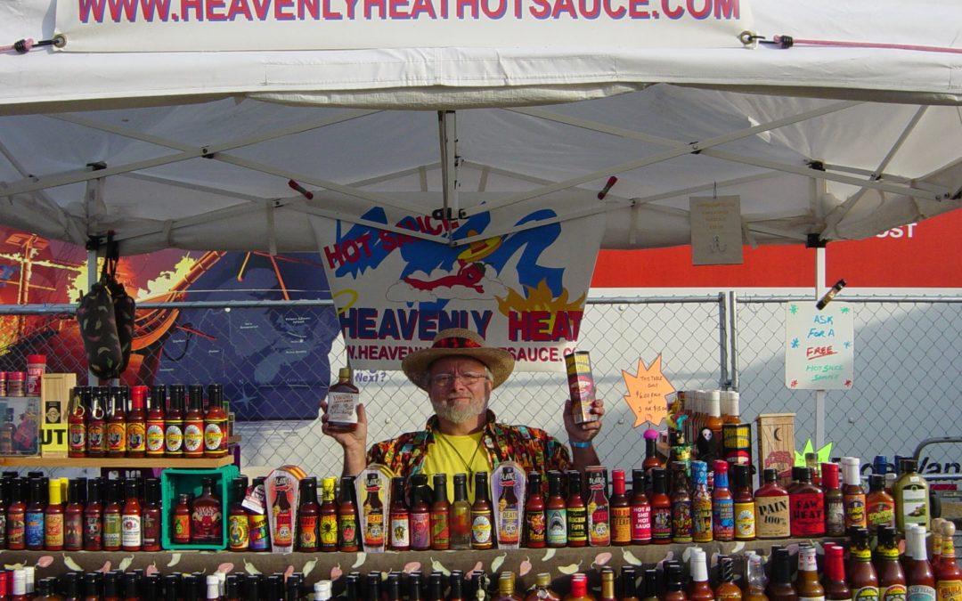 Heavenly Heat Hot Sauce