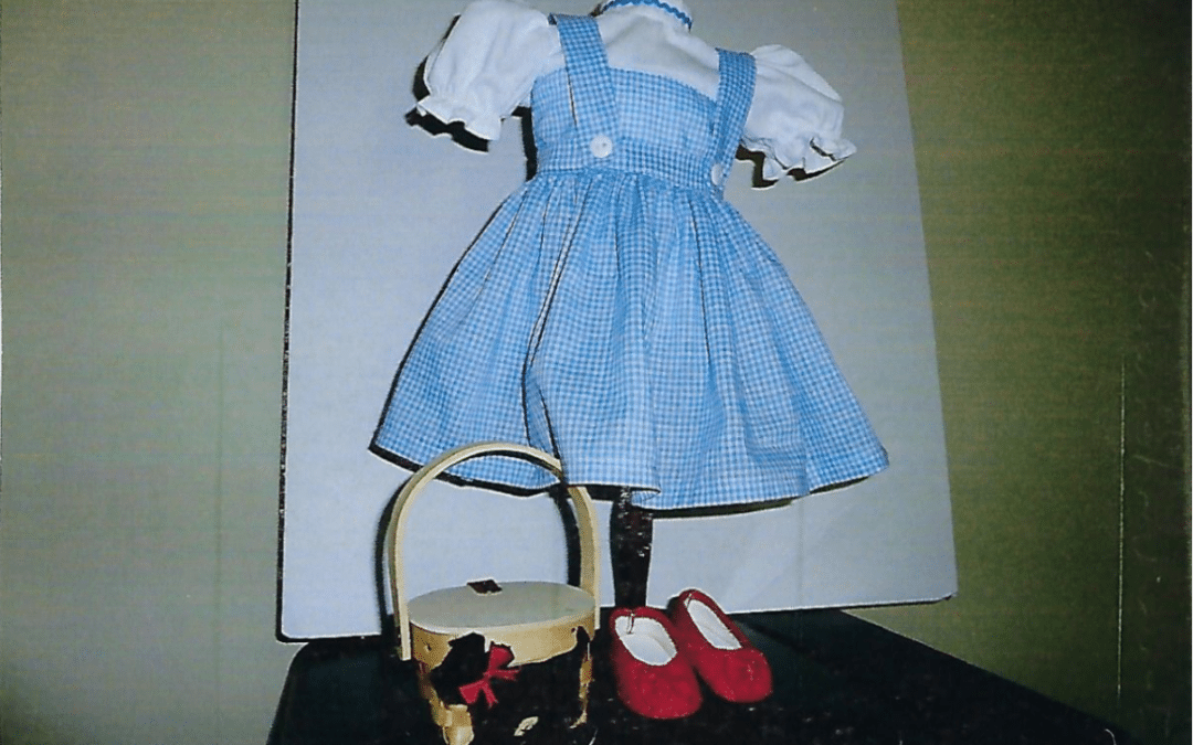 The Doll Clothes Shop