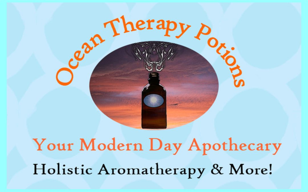 Ocean Therapy Potions