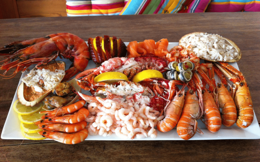 The Seafood Hut of NC