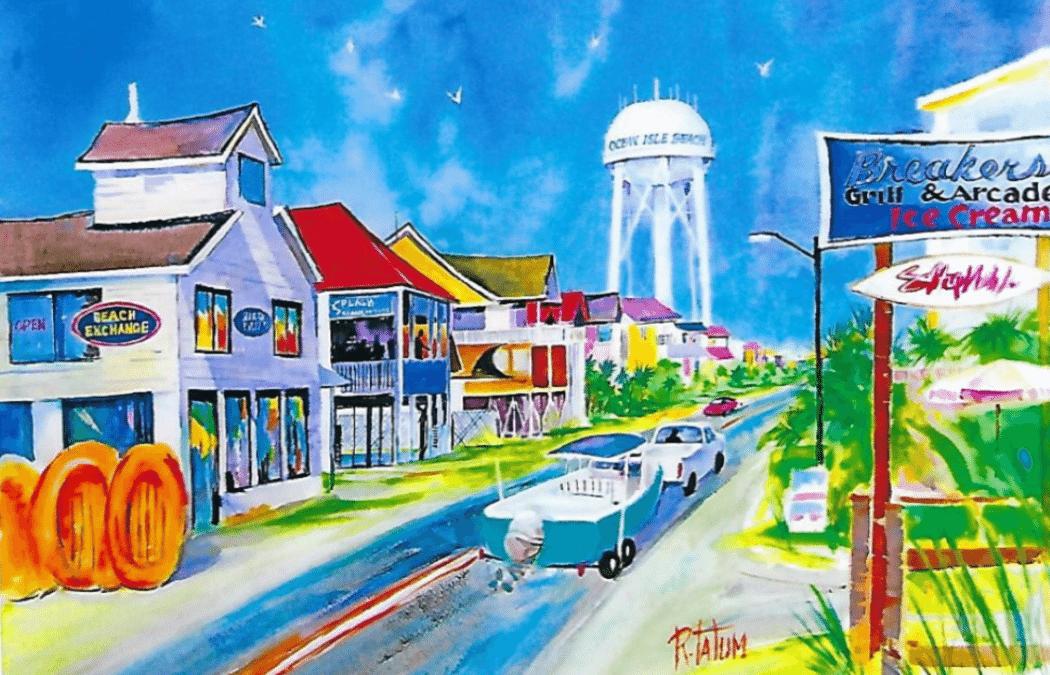 Tatum Watercolors