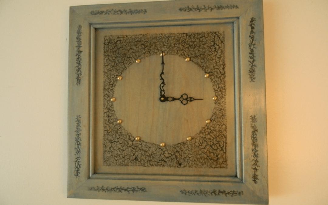 Love Chapel Clock & Art