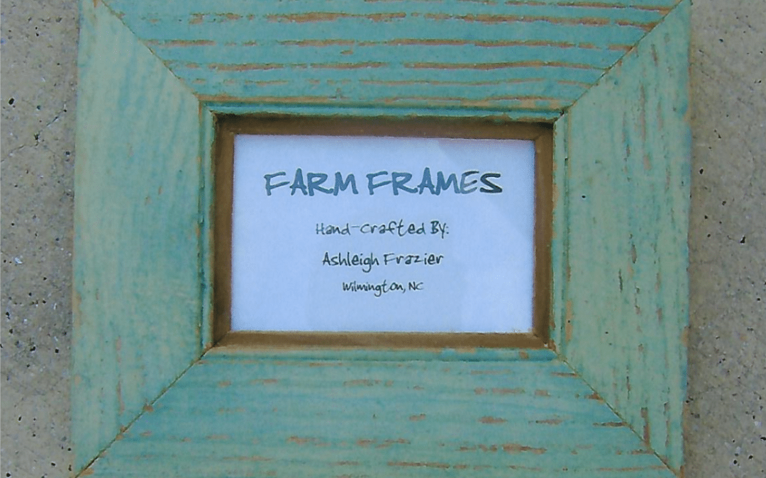 Good Intent Farm/Farm Frames